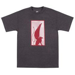 T-Shirts Animal Origin M Gray