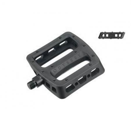 Odyssey Twisted PRO PC black pedals