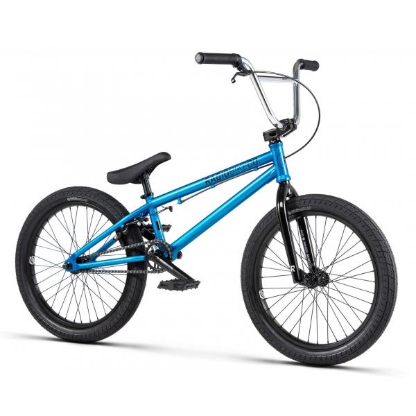 Radio SAIKO 2020 19.25 metallic cyan BMX bike