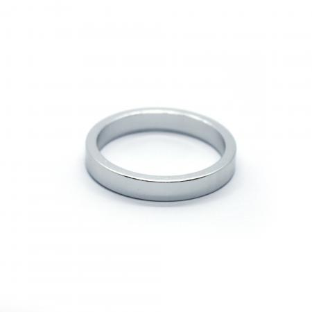 Armour Bikes 5 mm silver Headset rings (1pcs)