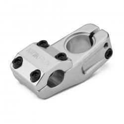 KINK Bold HRD 50mm silver BMX stem