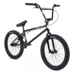 Stolen 2021 OVERLORD 20.75 Black Sabbath BMX bike