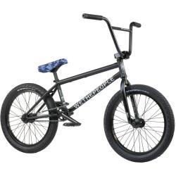 Wethepeople Crysis 2021 20.5 Matt Black BMX Bike