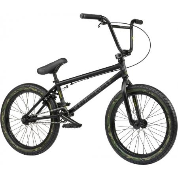 Wethepeople Arcade 2021 21 Matt Black BMX Bike