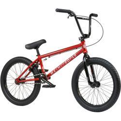 Wethepeople Arcade 2021 21 Candy Red BMX Bike