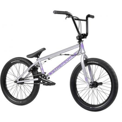 Wethepeople Versus 2021 20.65 Hologram Silver BMX Bike