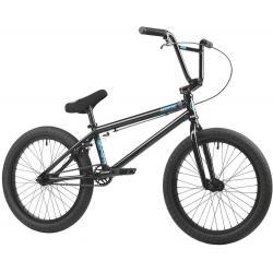 Mankind Nexus 2021 21 Gloss Black BMX Bike