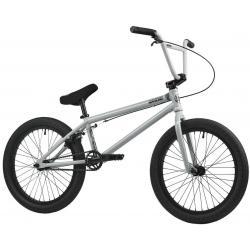 Mankind Nexus 2021 21 Gloss Grey BMX Bike