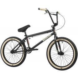 Mankind Sureshot 2021 20.5 Semi Matte Black BMX Bike