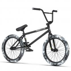 Radio Darko 2021 21 black camo BMX bike