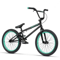 Radio SAIKO 2021 19.25 black BMX bike