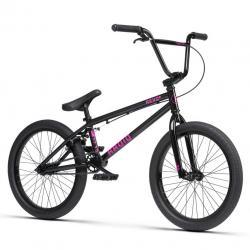 Radio REVO 2021 20 black BMX bike