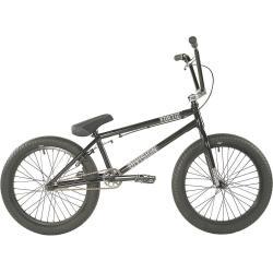 Division Fortiz 2021 21 Black with Polished BMX bike