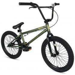 Outleap REVOLT 2021 19 khaki BMX bike